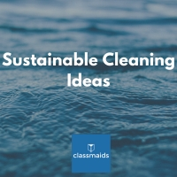 Sustainable Cleaning Ideas