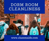 Anyone Up For A Challenge to Keep A Dorm Clean?