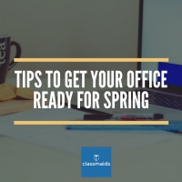Tips To Get Your Office Ready for Spring